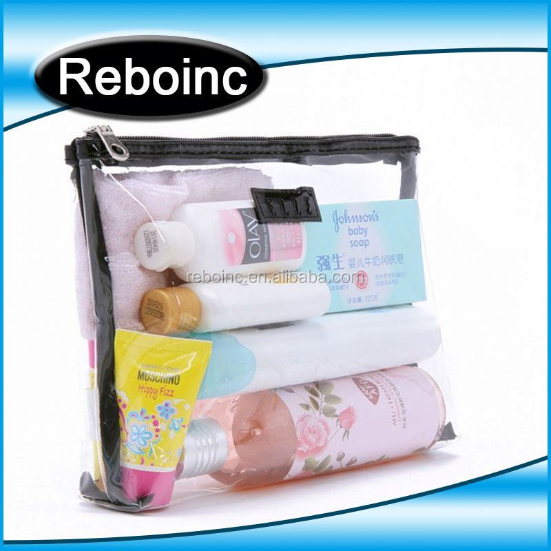 Women's Cosmetic Bag Case Beauty Product Makeup Organizer Toiletry Travel Storage Box