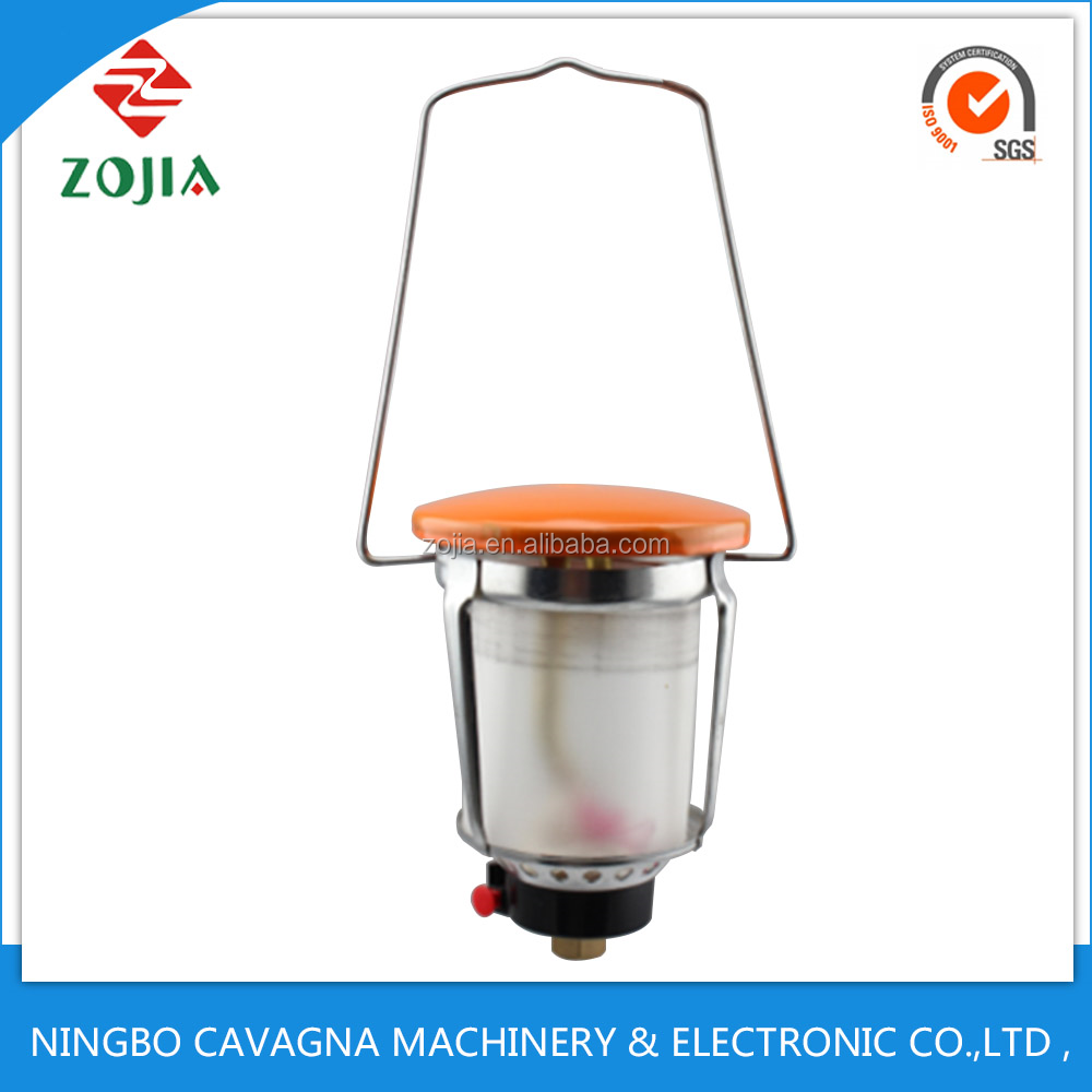 2016 hot selling camping gas lantern and fisherman lamp indoor & outdoor used ZJ-L02