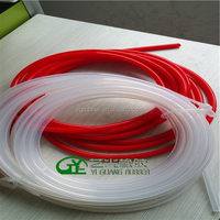 Silicone rubber water garden hose pipes