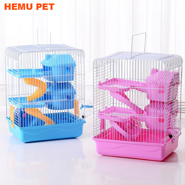2017 hemu hamster house bed cute winter warm squirrel hedgehog chinchilla nest accessories small pet cages
