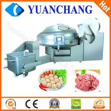 Vacuum Meat Bowl Cutter Mince Mixer