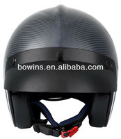 open face Halley style motorcycle helmet