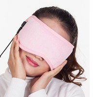 health care carbon fiber Travel sleeping eye mask with your own logo