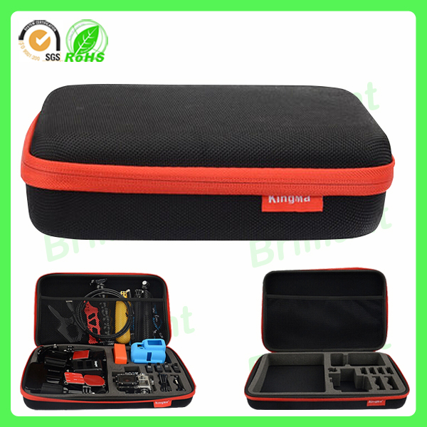 EVA waterproof hard plastic electronic instrument cases for sale