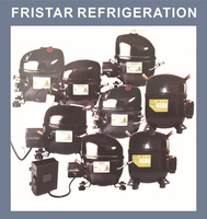 Fridge refrigeration compressor
