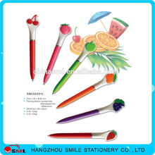 Hot Products apple pen orange pen Fruit a pen with client printing
