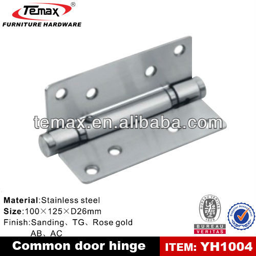 Door strap hinges, offset door hinge cabinet door hinges