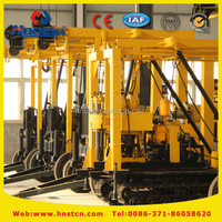 Diesel borehole drilling machine for water well