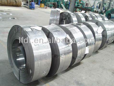 Hot dip galvanized steel coils with GB YB