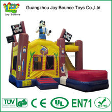 pirate bouncy castle,pirate inflatable castle,pirate bounce house