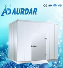 cold room refrigeration equipment blast freezer container