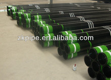 "API 4-1/2"" LTC thread casing pipe with high quality and low price"