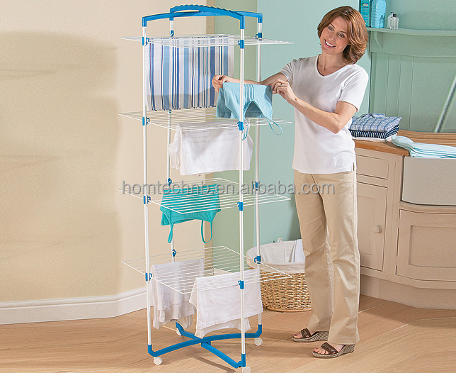 2017 New Arrival free standing hanging electric cloth dryer