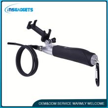 Flexible cable camera ,h0tek handheld video inspection camera for sale