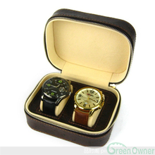 Shenzhen Portalble travel multiple watch box, Pocket watch box, Faux leather watches box