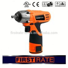 12v li-ion professional cordless electric wheel wrench gear wrench for truck tire