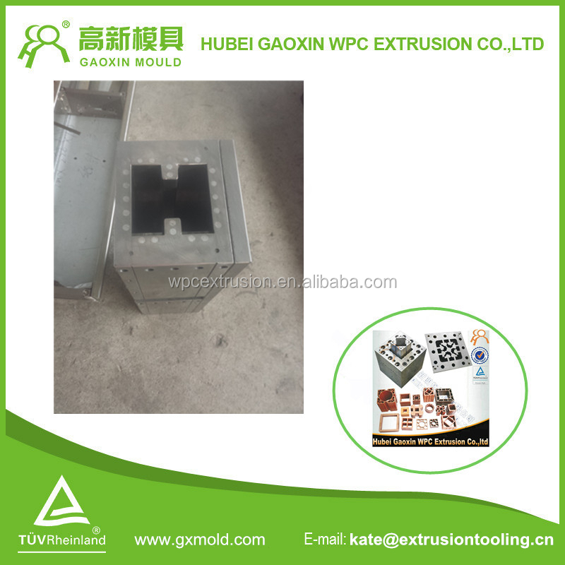 Hot Sale Extrusion Mould Machines for Household Plastic PVC Product