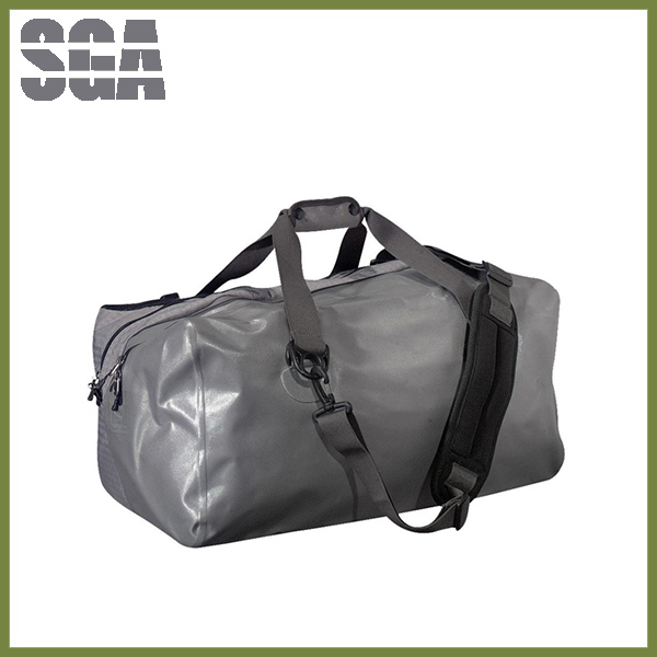 Waterproof duffel bag for motorcycle light weight travel bag