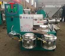 The newest design Cooking oil making machine Camelina oil press machine Olive oil processing machine
