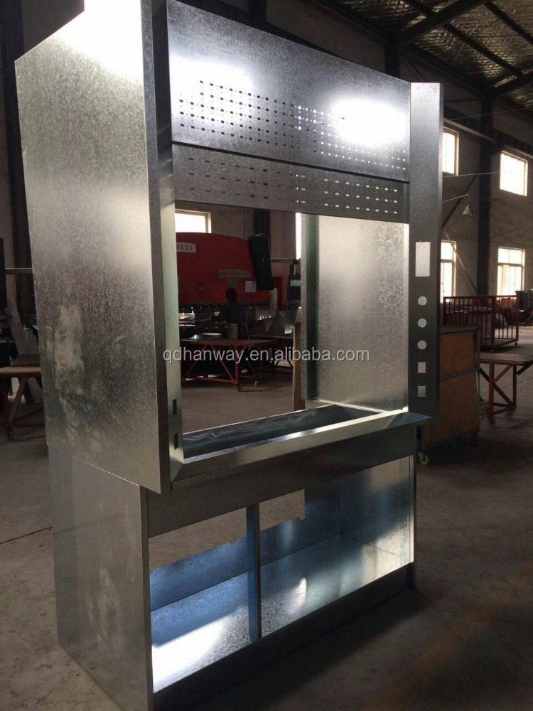 Labortary Equipment The Newest Stainless Steel Fume Hood
