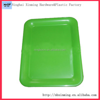 Restaurant & hotel square plastic tv tray hardware
