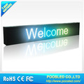 indoor full color led moving message sign
