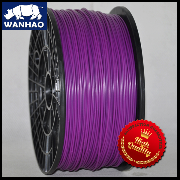 1.75mm/3.0mm PLA <strong>ABS</strong> 3D Printer Filament 1kg spool, different color for you to choose