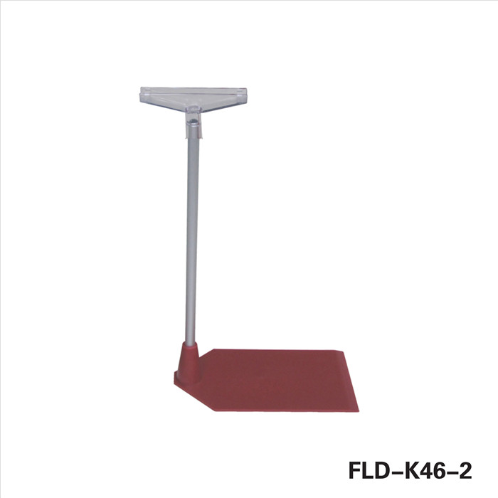 Plastic base stand/Pipe display/supermarket stand