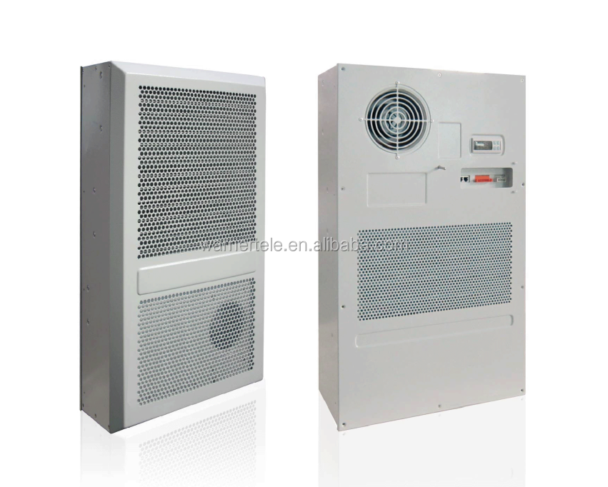 W-TEL telecom industrial 48VDC 220VAC cabinet air conditioner for outdoor telecom battery cabinet shelter