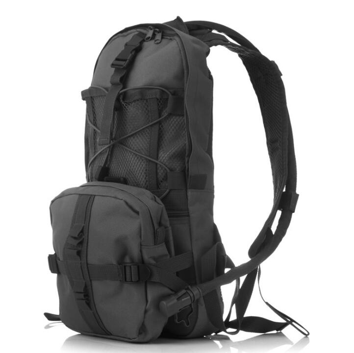 Hydration pack outdoor functional cycling backpack with 2.5L water bladder