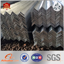 Building Construction Materials Perforated Angle Iron Bar SS400 L Angle Size Zinc Steel Angle Bar