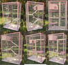 QQPET New Design Cat Cage For Sale Cheap Cat Cage Trap