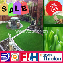 Creating Green Landscape With Artificial Grass