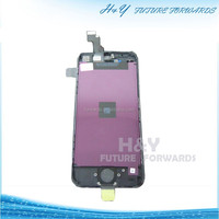 Mobile Phone Repair Parts lcd touch screen/front cover for iphone 5c