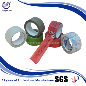 Hot Sale Opp Adhesive Strapping Sealing Packing Tape