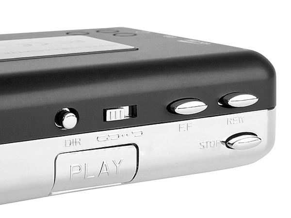 EzCAP USB cassette player