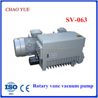 SV063 rotary vane vacuum pump for nipples vacuum pump