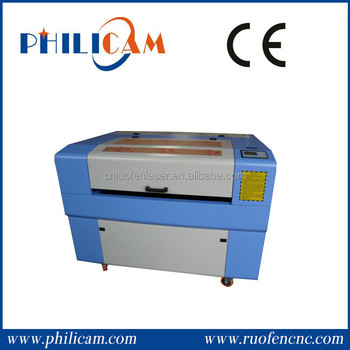 PHILICAM 6090 laser machine pet tag engraving machine