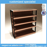 shop wood design display cabinet showcase