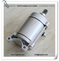 11T 200cc Electric starter motor for Motorcycle