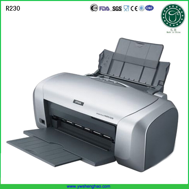 good price R230 6 color inkjet printer