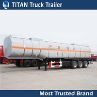Titan 50000 Liters Tri Axle Oil