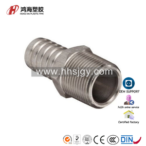 HH-B-140093 stainless steel garden hose fittings