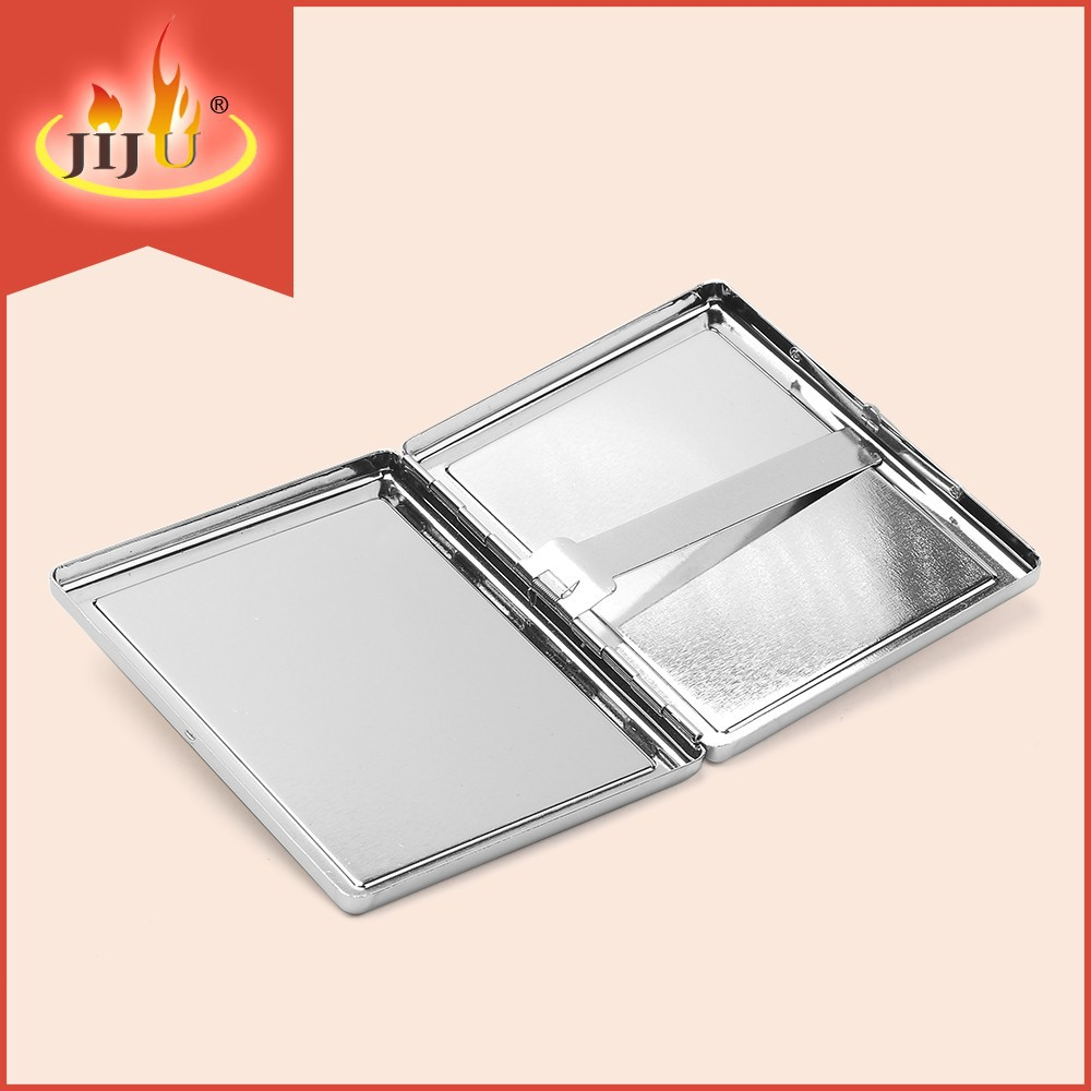 JL-011N Yiwu Jiju Automatic Cigarette Case, Mini Cigarette Case, Display Case for Cigarette
