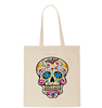 Factory wholesale high quality cotton material personalized canvas tote bags screen printing