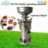Nature stainless steel peanut butter grinding machine HJ-P11