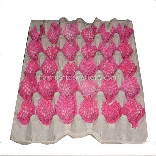 Good quality paper chicken egg tray for poultry