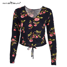 Fashion and leisure girl's stylish top latest tops for girls long sleeve blouse made in China