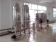 Drinking water purification plant cost