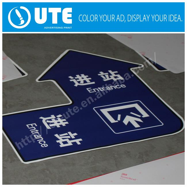Hot selling car number anti radar sticker with low price